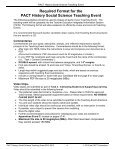 History/Social Science - Graduate School of Education - University ... - Page 7