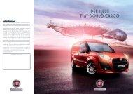 Der neue Fiat Doblò Cargo - Transporter + Service