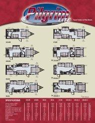 2007 Pilgrim Lite Flyer - Rvguidebook.com