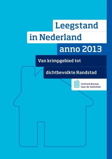 leegstandinnederland2013
