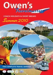 Owens S2010 Brochure_v06:____ - Owens Travel