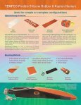 Silicone Rubber Heaters - Tempco Electric Heater Corporation - Page 4