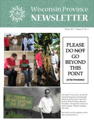 NEWSLETTER - ThinkJesuit.org