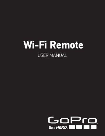 Wi-Fi Remote