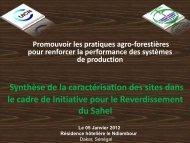 Présentation_GREEN_Sénégal - IED afrique