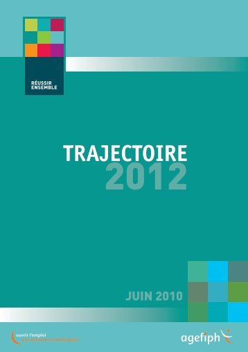 Trajectoire 2012 - Handiplace
