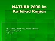 NATURA 2000 in der Region Karlsbad - CLARA@eu