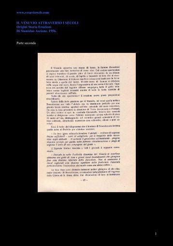 IL VESUVIO ATTRAVERSO I SECOLI2 - Vesuvioweb