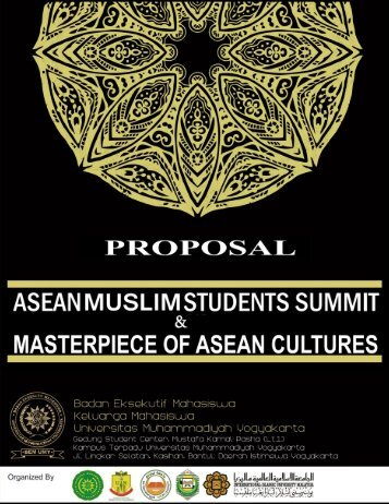 Proposal Invitation untuk ke Universitas