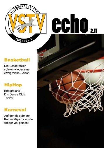 Basketball1. Damen weiterhin das Maß der - Vohwinkeler STV 1865 ...