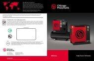 Spec Sheet - Air Compressors Direct