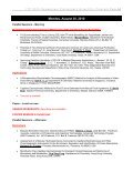 August 29-September 1, 2010 in Baltimore, MD - Oklahoma State ... - Page 5