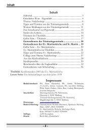 Nr. 2: Juni - Juli - August 2005 - Evangelische ...