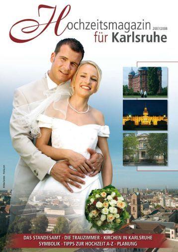 Hochzeit - Karlsruher Hochzeitsmagazin