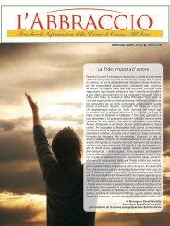 La fede, risposta d'amore - DIOCESI DI CASSANO ALL'IONIO