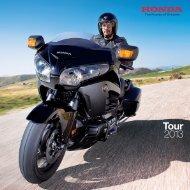Tour (PDF, 11.1 MB) - Honda