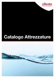 Catalogo Attrezzature - Vileda Professional
