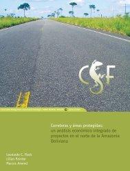 Carreteras y áreas protegidas: un análisis económico ... - Hypotheses