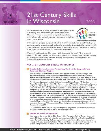 21st century curriculum and instruction