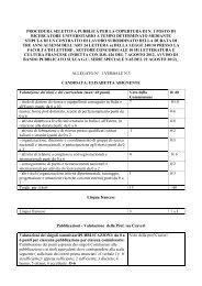 Allegato 1 al Verbale n. 3 - Istituto Universitario Suor Orsola Benincasa