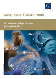 Multi-Asset-KlAssen Fonds - C-Quadrat