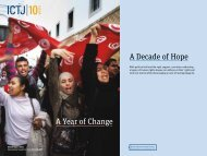 2011 Annual Report - International Center for Transitional Justice