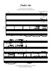Klicka här för att ladda ner notexempel (PDF-fil) - Wessmans ...