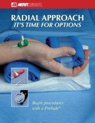 RADIAL APPROACH - Merit Medical