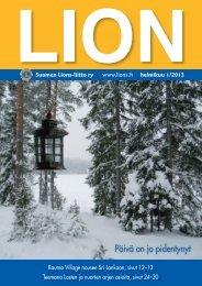 Päivä on jo pidentynyt - Suomen Lions-liitto ry