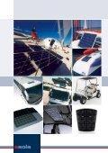 """brochure """"Moduli speciali per fotovoltaico"""" - asola - Page 6"""