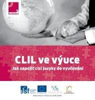 CLIL ve výuce - Národní ústav pro vzdělávání