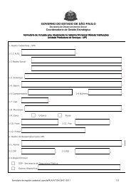 formulario de registro cadastral_ups - Secretaria de ...