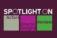 Spotlight On - Theatre Communications Group