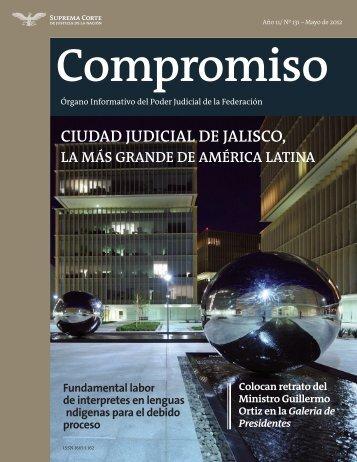 CIUDAD JUDICIAL DE JALISCO, - Consejo de la Judicatura Federal