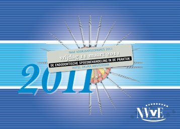 vrijdag 11 maart 2011 - NVvE