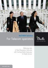 Bull NGN Solutions