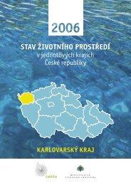 Karlovarský kraj - CENIA, česká informační agentura životního ...