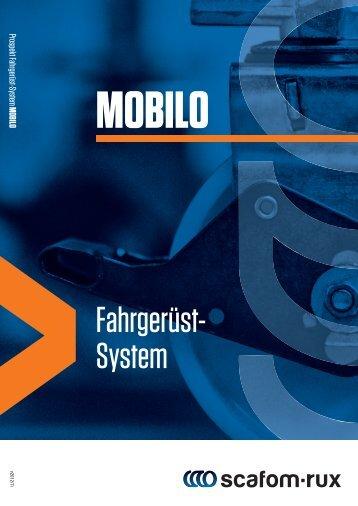 Fahrgerüst- System - Rux GmbH