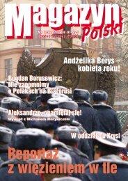 Reportaż z więzieniem w tle - Kresy24.pl