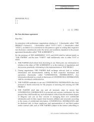 Confidentiality Agreement - Angel Capital Association