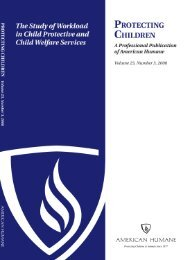 Agency Workforce Estimation - National Council on Crime ...