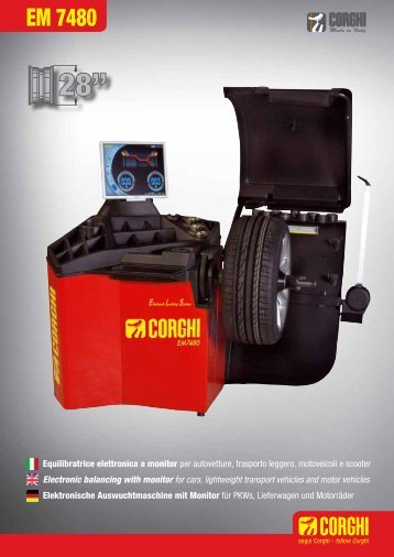 EM 7480 - Corghi SpA