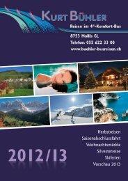 Slowenien - Buehler Busreisen