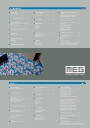 CONTENTS iNDiCe - Commercial Building Products