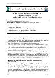 Protokoll_1 Sitzung_Kaligeschichte im A.L.T - bei Leader im Aller ...