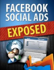 Facebook Social Ads Exposed - Viral PDF Generator