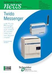 Twido Messenger - Schneider Electric