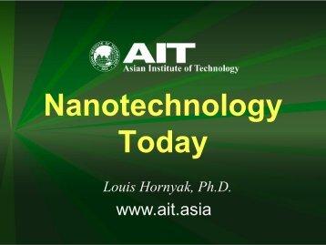 Nanotechnology Today