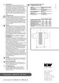 Der Abgasschalldämpfer AGT - Kutzner+Weber - Seite 2