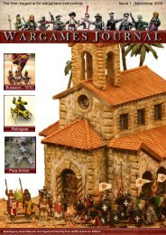 The free magazine for wargamers everywhere Issue 1 - November ...